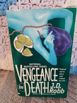 Vengeance in Death by J.D. Robb  aka Nora Roberts, Book #6 in Byron, Georgia