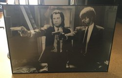Picture Pulp Fiction in Ramstein, Germany