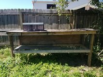 Large Rabbit hutch pen chicken coop livestock animal cage in Houston, Texas