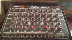 Vintage Sunn Alpha Eight Mixer in Cleveland, Texas