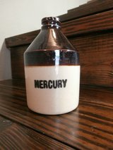 Small vintage mercury jug crock/stoneware in Cleveland, Texas