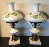 Vintage Dresser Lamps in Chicago, Illinois