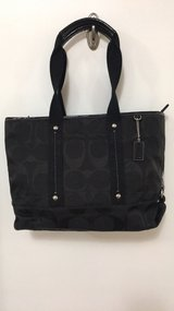 Coach canvas bag in Fort Campbell, Kentucky