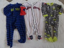 Boys Size 9 Month Sleepers in Kingwood, Texas