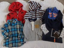 9 Month Boys Top and Jacket Lot in Houston, Texas