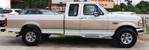 1996 FORD F-250 in Spring, Texas