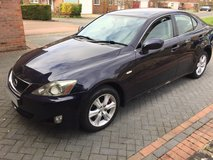 Lexus IS 220D (Manual/Diesel) in Lakenheath, UK