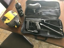 Paintball gun in Fort Leonard Wood, Missouri
