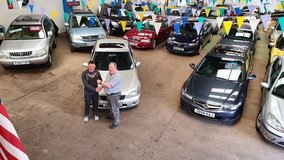 Get FREE CASH with an Air Force Auto Sales Loyalty Card in Lakenheath, UK