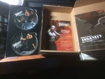 Insanity Beach Body DVDs in Beaufort, South Carolina