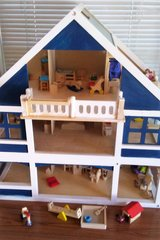 Doll House by 'Ryan's Room' in Moody AFB, Georgia