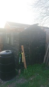 shed 8x10 - FREE- in Lakenheath, UK