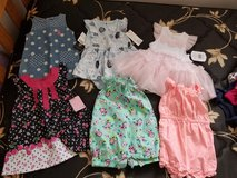 baby girl clothes 3/6 and 6/9 months in Alamogordo, New Mexico