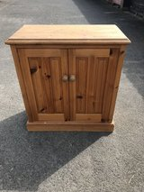 Solid Pine Cabinet in Lakenheath, UK
