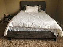 Ashley furniture queen size bed frame in Fort Campbell, Kentucky