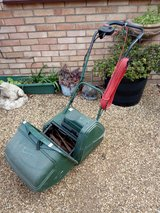 ATCO Electric Mower Self Propelled Windsor 12S in Lakenheath, UK