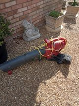 Power Devil Garden Vac Electric in Lakenheath, UK