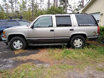 Chevrolet Tahoe  LT 4wd 1999 in Cherry Point, North Carolina