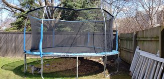 Trampoline in Plainfield, Illinois