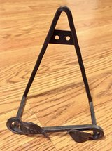 Metal Easel Stand Plate Photo Picture Frame Holder in Lockport, Illinois