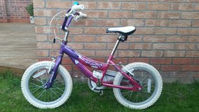 Girls Bike in Lakenheath, UK