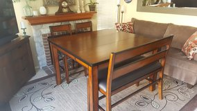 Unique Solid Wood Table in Camp Pendleton, California