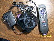 ROKU 2 HD unit with remote in Yorkville, Illinois
