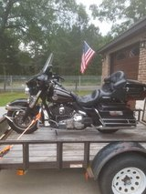 2002 Harley Davidson Ultra Classic in Spring, Texas