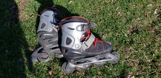 Roller skates in Yorkville, Illinois