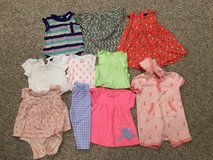 Baby girl 3-6 month summer LOT! in Yorkville, Illinois