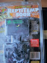 REPTI TEMP 500R THERMOSTAT - NEVER OPENED - $20/obo in Plainfield, Illinois