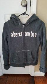 Kids abercrombie Lined Zip-Up, Size XL in Fort Campbell, Kentucky