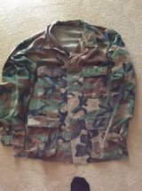 BDU Style Hunting Shirt in Leesville, Louisiana