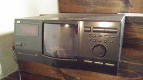 JVC 200 CD Changer/player in Cleveland, Texas