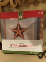 New Lighted Star Marquee - Indoor/Outdoor in Naperville, Illinois