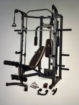 Marcy Home Gym SM4008 in Belleville, Illinois