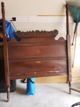 Antique Canopy Bed in Baytown, Texas