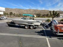 18ft searay in Yucca Valley, California