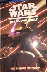 Star Wars The Clone Wars in Spring, Texas