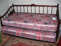 DAY BED WITH TRUNDLE in Warner Robins, Georgia