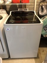 Whirlpool Cabrio top load Washing Machine- large capacity, only 8 months old in Cherry Point, North Carolina