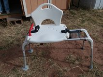 Sliding Shower Chair in Alamogordo, New Mexico