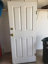 Free small door in Yucca Valley, California