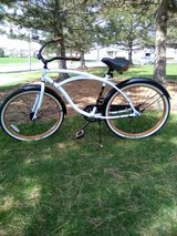 "NEW HUFFY CRUISER Men's Bicycle - 29"" - No Hand Brakes -Price is Firm in Bolingbrook, Illinois"