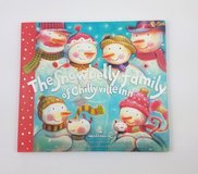Hallmark Series The Snowbelly Family of Chillyville Inn Hardcover Book in Chicago, Illinois