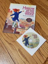NEW Vintage 1992 Mirette On The High Wire Hard Cover Book & CD Combo Weekly Reader in Chicago, Illinois