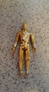 C3PO from star wars in Westmont, Illinois