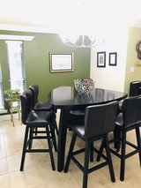 Dining table set. in Kingwood, Texas