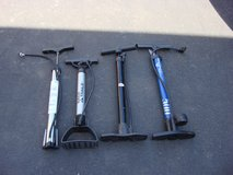 YOUR CHOICE OF TIRE PUMPS in Plainfield, Illinois