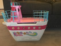 Barbie sisters cruise Ship in Yorkville, Illinois